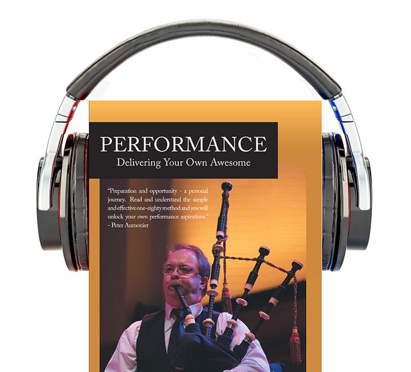 Performance - Audio book